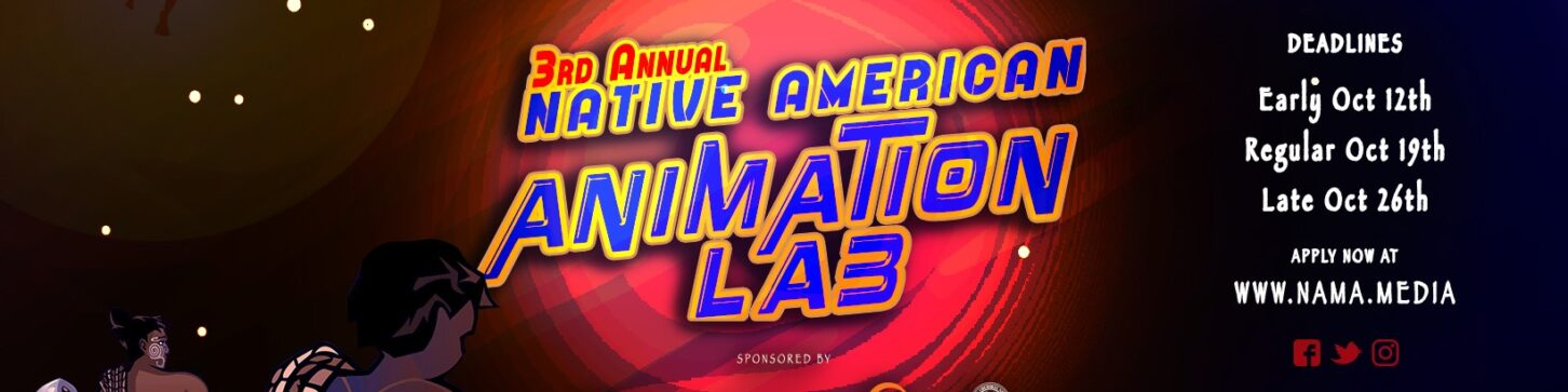 3rd Annual Native American Animation Lab