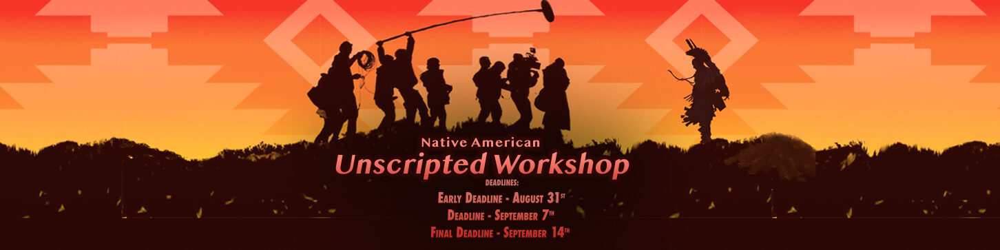Inaugural Native American Unscripted Workshop